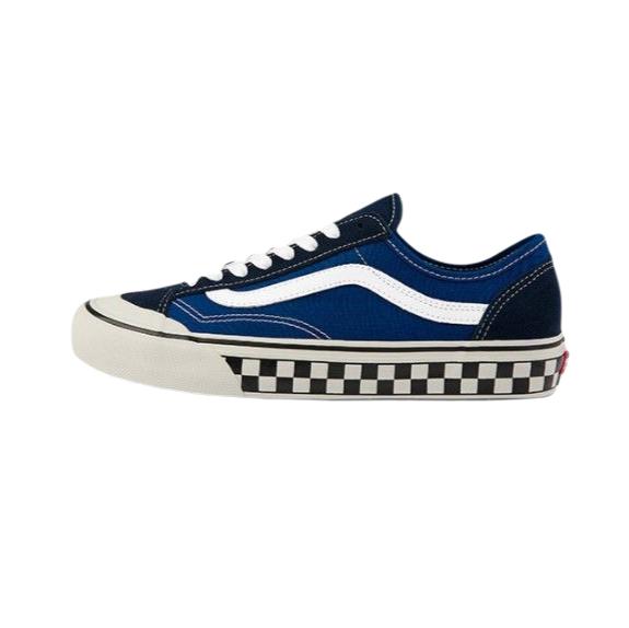 VANS 范斯 Style 36 VN0A5HFF2Z01 蓝色款 男女款低帮板鞋