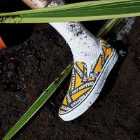 双11预售 : VANS 范斯 Slip-On VN0A4U38WTX 男女款低帮帆布鞋