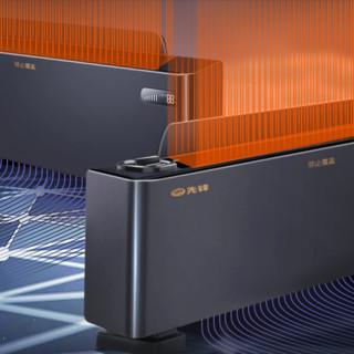 SINGFUN 先锋 温暖守护系列 小火星石墨烯家用节能取暖电器