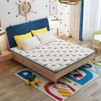 SLEEMON 喜临门 梦想超人 防螨透气黄麻床垫 1.2*2m