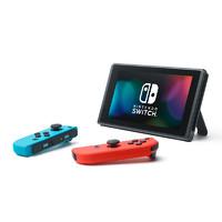 Nintendo 任天堂 Switch 增强续航版 游戏机 国行 马力欧卡丁车8限量特别套装 黑色