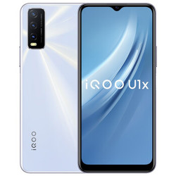 iQOO U1x 智能手机 6GB+128GB 晨霜白