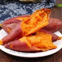 丑禾 沙地红薯 中小果混发 带箱 5斤