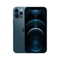 Apple iPhone 12 Pro Max (A2412) 128GB 海蓝色 支持移动联通电信5G 双卡双待手机