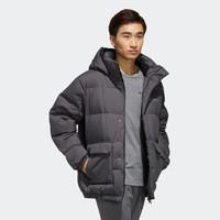 阿迪达斯官网 adidas XPLR SH DWN JKT 男装冬季户外羽绒服FJ9230 黑/无染色 A/M(175/96A)