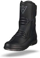Dainese Nighthawk D1 Gore-TEX 低黑色靴子 黑色 41 欧盟