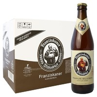 Franziskaner 范佳乐 小麦啤酒 450ml*12瓶