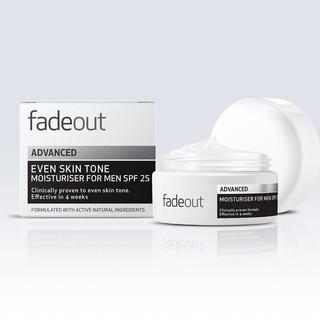 Fade Out 男士强效系列均衡肤质保湿霜 SPF 25 50ml