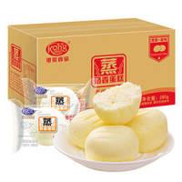 港荣 蒸蛋糕 奶香味 580g