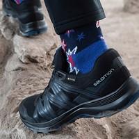 1日0点、上次卖爆 :  SALOMON 萨洛蒙 XA SIERRA GTX 男士户外徒步鞋
