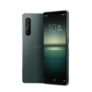 PLUS会员 : SONY 索尼 Xperia 1 II 5G智能手机 12GB+256GB 青山绿
