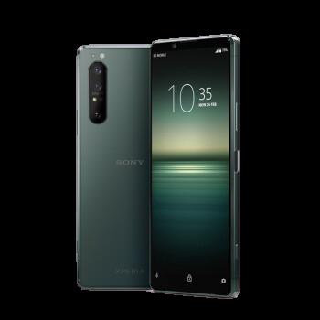 SONY 索尼 Xperia 1 II 5G手机