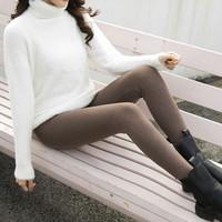 E.PNNFS 因品 女士保暖打底裤