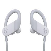 Beats Powerbeats 挂颈入耳式蓝牙耳机 白色