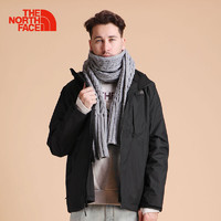 THE NORTH FACE 北面 2UC9 男士三合一冲锋衣