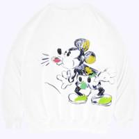 COPPOLELLA x Disney迪士尼联名 涂鸦鬼脸米奇卫衣