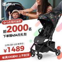 宝妈分享 篇十四:4款热门婴儿推车实物测评,轻便时尚全自动一键折叠收车