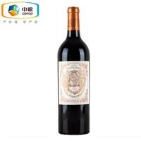 2016年碧尚男爵酒庄红葡萄酒 750ml