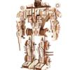 凡小熊 3d立体拼图 机器人1