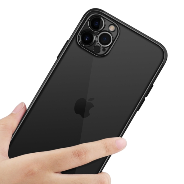 OLYSON 鸥聆尚 iPhone12系列 透明手机壳 + 钢化膜