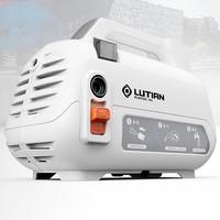 LUTIAN 綠田 河豚 家用高壓洗車機 1400W