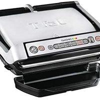 T-fal GC702 OptiGrill 不锈钢电烤炉
