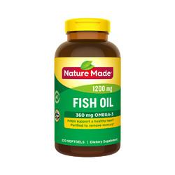 双十一预售:Nature Made 莱萃美 鱼油软糖胶囊 220粒*2瓶