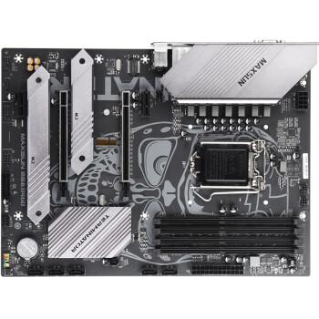 MAXSUN 铭瑄 MS-终结者 B460 主板(Intel B460/LGA 1200)