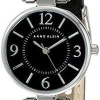 Anne Klein 10/9442 女士皮革表带手表