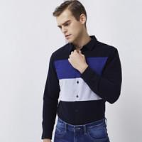 YANXUAN 网易严选 1617047 男式牛津纺衬衫