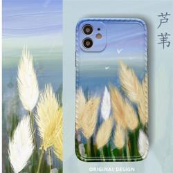 苹果12手机壳iPhone12pro max保护套可爱女款mini镜头全包防摔硅胶网红