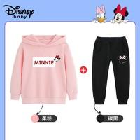 Disney 迪士尼 儿童卫衣套装