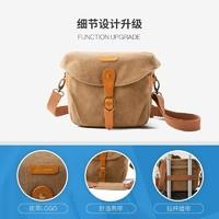 bagsmart BM0202001AN1 单反相机包斜跨背包
