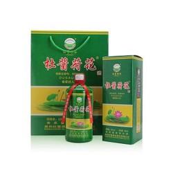 杜酱  荷花酒53度高度白酒   500ML*6