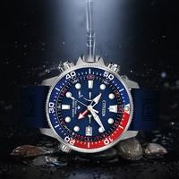 CITIZEN 西铁城 BN2038 男款运动时尚潜水腕表