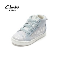 Clarks 其乐 冰雪奇缘 小童保暖棉靴短靴