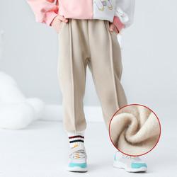 一米半糖 女童休闲裤