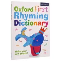 《牛津初级韵律词典 Oxford First Rhyming Dictionary》英文原版 点读版