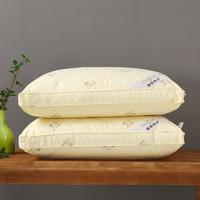 SHERWOOD喜屋  澳洲羊毛枕芯 米黄色 45X70+5cm单只装