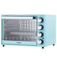 Galanz 格兰仕 TDZ-B40LDY 多功能小型电烤箱 40L 蓝色