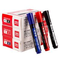 Deli 得力 S550 油性记号笔 10支装 多色可选