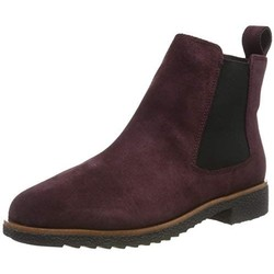 Clarks Griffin Plaza Chelsea 女款短靴