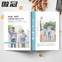 傲冠 照片书 经典软壳杂志册 24p(30-50图)