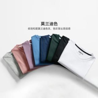 批发价 : Baleno 班尼路 88902284 男士纯色T恤