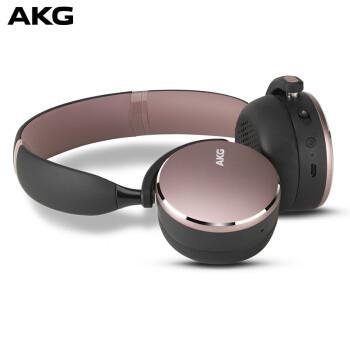 AKG 爱科技 Y500 头戴式无线蓝牙耳机