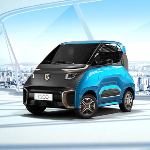宝骏 E100/E200 新能源汽车 7天免费体验权