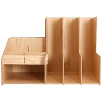 M&G 晨光 ADMN4067 木质DIY文件座 *4件+凑单品