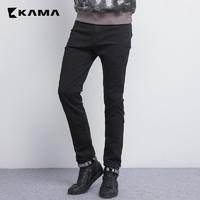 KAMA 卡玛 2416310 弹力休闲裤