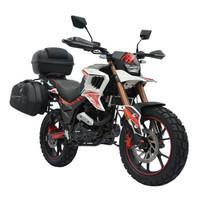 银钢 G250-2X 红色 越野摩托车 250CC