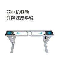 E1/1.8m 乐歌站立式办公电动升降电脑桌学习桌现代简约家用写字书桌办公桌工作台 E1/1.8m原木色套装